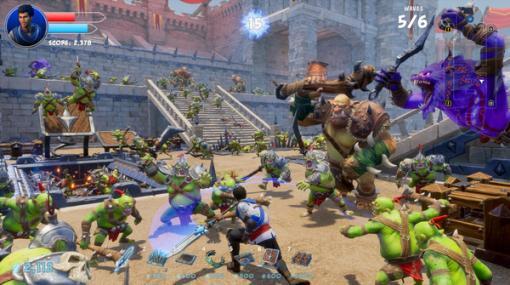 [E3 2021]シリーズ最新作「Orcs Must Die! 3」が7月24日にリリース。前作から20年後の世界を舞台にしたタワーディフェンスゲーム
