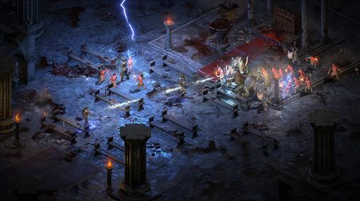 『ディアブロ II リザレクテッド』9月24日発売へ。蘇るハクスラRPGの金字塔