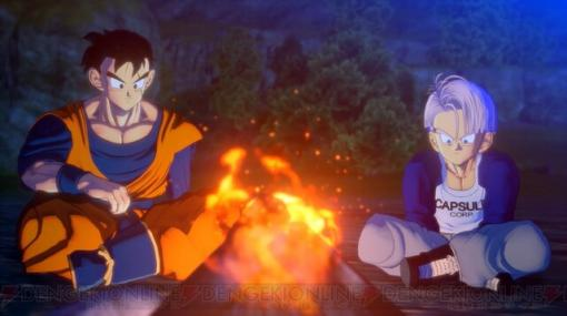 『ドラゴンボールZ KAKAROT』トランクスの過去を描く追加シナリオが配信開始