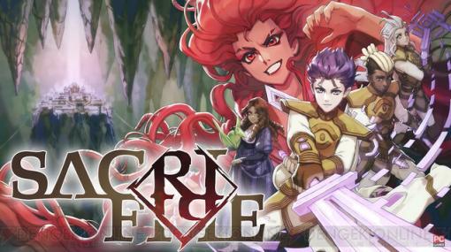 桜庭統氏が音楽を担当! ドット絵のRPG『SacriFire』発表【E3 2021】