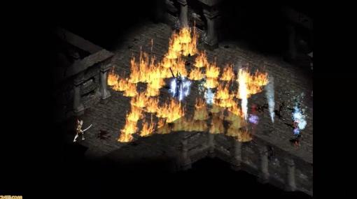 『ディアブロII リザレクテッド』が2021年9月23日に発売決定。【E3 2021】