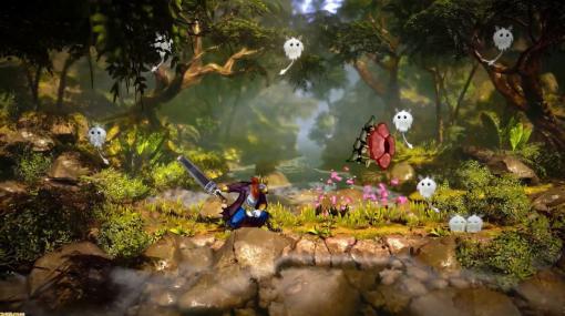 『百英雄伝』新映像&横スクロールアクション『百英雄伝 ライジング』発表。『幻想水滸伝』元スタッフの新作【E3 2021】