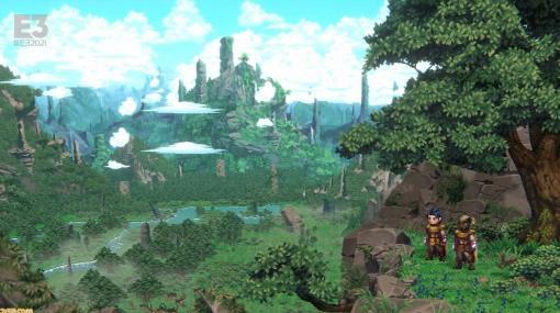 HD-2Dのドット絵RPG『SacriFire』がクラウドファンディングを実施中。サウンドは桜庭統氏が担当【E3 2021】
