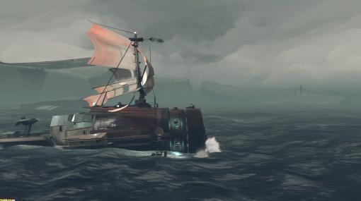 『FAR: Changing Tides』文明が水没した世界を帆船がゆっくり進んでゆく。終わってしまった世界での静かなサバイバルの旅路を描くFARシリーズの続編が発表