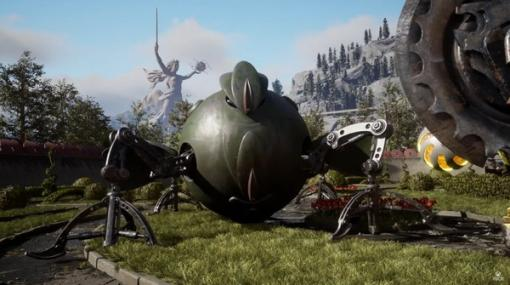 奇妙な異世界ソ連FPS『Atomic Heart』発売初日からXbox Game Pass対応!新トレイラーも公開【E3 2021】