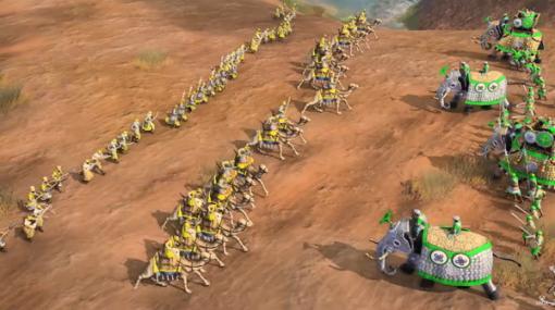 歴史RTS『Age of Empires IV』10月28日発売決定―ゲームプレイトレイラーも公開【E3 2021】
