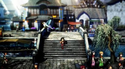 『幻想水滸伝』開発者が送るRPG『百英雄伝』新映像&2022年発売の横スクアクション『百英雄伝 ライジング』も発表!両作Xbox Game Pass対応【E3 2021】
