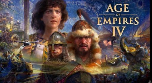 「Age of Empires IV」、10月28日発売決定