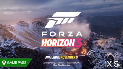 次の舞台はメキシコ! 「Forza Horizon 5」、11月9日リリース決定!