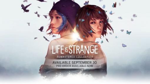 『Life is Strange Remastered Collection』の発売日が9月30日に決定。『ライフ イズ ストレンジ』と『ビフォア ザ ストーム』のグラフィックがリマスターされて再登場