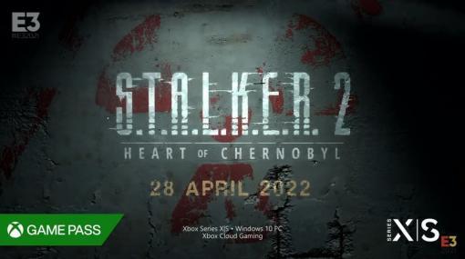 サバイバルホラーFPS続編『S.T.A.L.K.E.R. 2』2022年4月28日に発売へ。ゲームプレイの一部を含む最新映像も公開