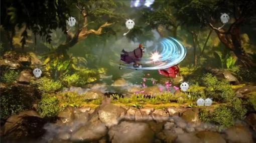 『幻想水滸伝』の元開発スタッフによるアクションRPG『百英雄伝 Rising』が2022に年発売決定。現在開発中の『百英雄伝』の過去を描く新作ゲーム