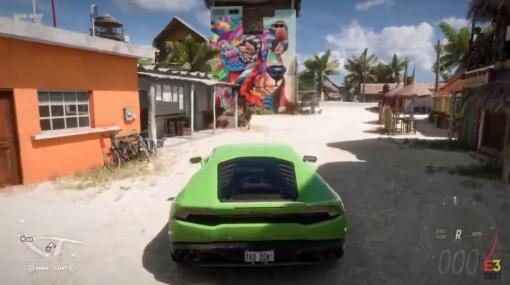 レーシングシミュレーターシリーズ最新作『Forza Horizon 5』11月9日に発売へ。リアルに再現されたメキシコでレースや観光ドライブ、ミニゲームを楽しもう