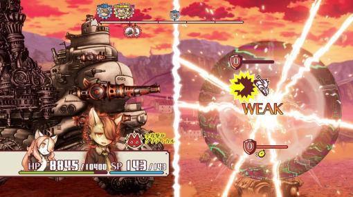 「戦争×復讐×ケモノ」をテーマにしたSRPG『戦場のフーガ』が7月29日発売。子どもたちが古代戦車で強大な悪に立ち向かう過酷な運命を描く、サイバーコネクトツーの最新作