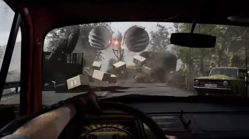 架空の不気味なソ連が舞台の『ATOMIC HEART(アトミックハート)』ハイテンポな音楽に合わせた最新ゲームプレイ映像が公開!
