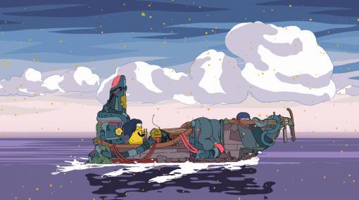 [E3 2021]絵本風のグラフィックスが目を惹くパズルアドベンチャー「Minute of Islands」が本日発売。最新トレイラーも公開に