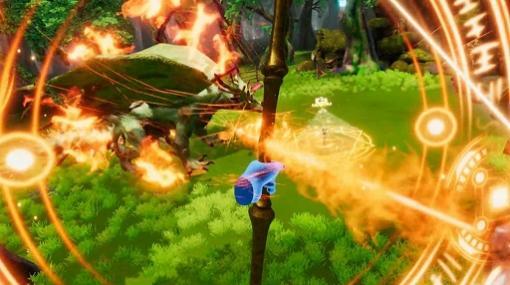 VRアクションゲーム「Breath of Spirits」が6月21日にSteamでリリース
