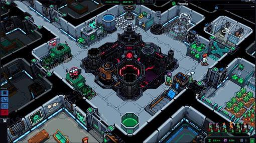 宇宙ステーション運営シム『Starmancer』Steam向けに8月5日早期アクセス開始へ。地球人クローンのコロニーを発展させよう