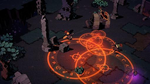 黒魔法と銃器のCo-opサンドボックス『Wizard with a Gun』発表。エンチャントした弾丸を込め、引き裂かれた世界を探索する