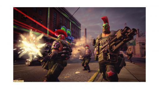 PS5版『セインツロウ:ザ・サード リマスタード』が9月9日発売決定&予約受付開始。4K解像度、60FPSでプレイ可能に