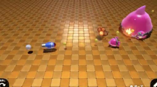 """桜井政博氏が『はじめてゲームプログラミング』で""""試しにゲーム作ってみた""""!射撃と加速が同じボタンという絶妙な仕様のSTG"""