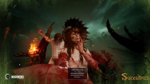 自撮りも可能な淫魔アクション『SUCCUBUS』E3トレイラー!新たなデモ版も近日登場【E3 2021】