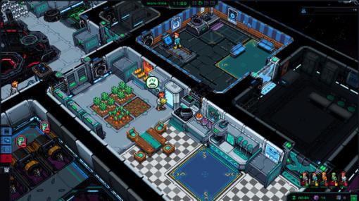 A.I.として宇宙ステーションを管理する『Starmancer』早期アクセス開始日決定【E3 2021】