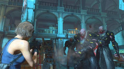 シリーズキャラが集結するオンライン対戦ACT『バイオハザード RE:バース』2021年7月に配信決定!【E3 2021】