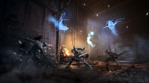 幽霊と剣士の姉妹が世界を救うアクションRPG『Soulstice』が発表。転生し超人的な回復力が備わった妹と、妹のため犠牲になった幽霊の姉による血みどろの物語が描かれる