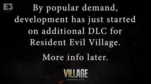 【朗報】『バイオハザード ヴィレッジ』好評に追加DLCの開発を決定!「バイオRE:バース」の新たなゲームプレイ動画も公開