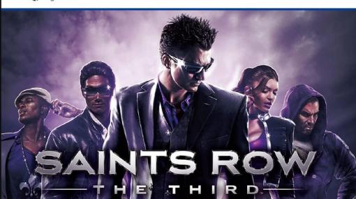PS5版『セインツロウ ザ・サード:リマスタード』国内向け発売日が9月9日に決定!Amazonにて予約受付も開始
