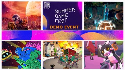 """「ID@Xbox Summer Game Fest Demo Event」が本日スタート。""""Black Book""""や""""Sable""""などインディーズタイトル40本のプレイアブルデモが期間限定で公開"""