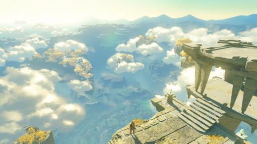[E3 2021]「ゼルダの伝説 BotW」の続編は2022年に発売予定。最新映像も公開に