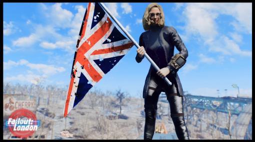 『Fallout 4』向け大型Mod「Fallout: London」正式発表。英国を舞台に、Vault-Tec社なき核戦争後の世界を描く
