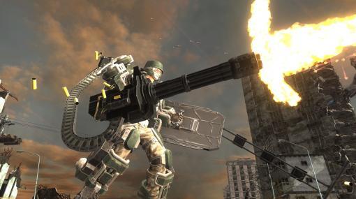 『地球防衛軍6』フェンサー、エアレイダーの参戦が決定! 新たな敵影、見ゆ……!?【先出し週刊ファミ通】