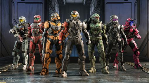 『Halo Infinite』のマルチプレイ概要をスタッフが明かす新映像が公開中。バトルパス制の内容なども判明