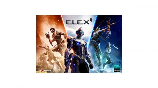 『エレックス2』がPS5、PS4向けに発売決定。文明崩壊後のSFファンタジー世界を舞台にしたオープンワールドRPG