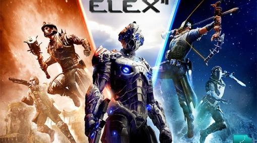文明崩壊後のSFファンタジー世界が舞台のオープンワールドRPG「ELEX II」が発売決定!