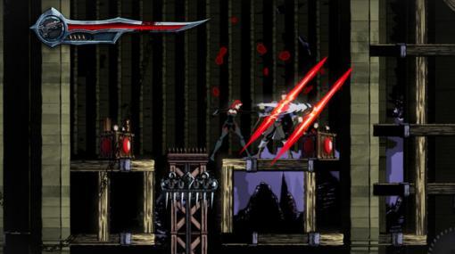 半吸血鬼の2D横スクロールACTリマスター版『BloodRayne Betrayal: Fresh Bites』発表