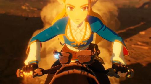 『ゼルダ無双 厄災の黙示録』DLC第1弾となる「古代の鼓動」が6月18日に配信開始【Nintendo Direct】