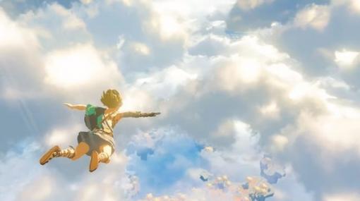 """『ゼルダの伝説 BotW』続編の冒険は""""ハイラルの空の上""""へ!新映像公開で新アクションも確認─リリースは2022年【Nintendo Direct】"""