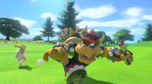 """『マリオゴルフ スーパーラッシュ』最新映像で""""発売後の無料アップデート""""を予告!新コースやキャラクターが追加予定【Nintendo Direct】"""