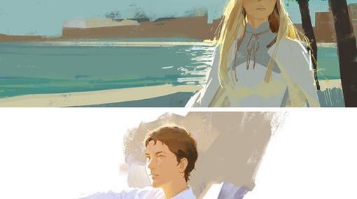 「機動戦士ガンダム 閃光のハサウェイ」イメージイラストとデザイン画15点が公開海に沈むペーネロペーやギギの水着デザイン画など