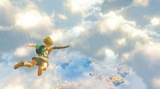 「ゼルダの伝説 ブレス オブ ザ ワイルド」続編、公式スクリーンショットが公開!
