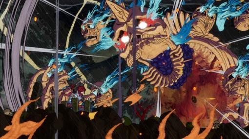 『GetsuFumaDen: Undying Moon』新プレイヤーキャラクター「月蓮華」追加アップデートを海外6月17日から配信