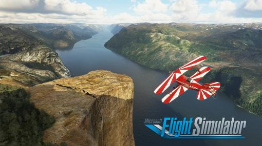 "「Microsoft Flight Simulator」,北欧諸国にフォーカスした最新アップデート""World Update V: Nordics""配信がスタート"