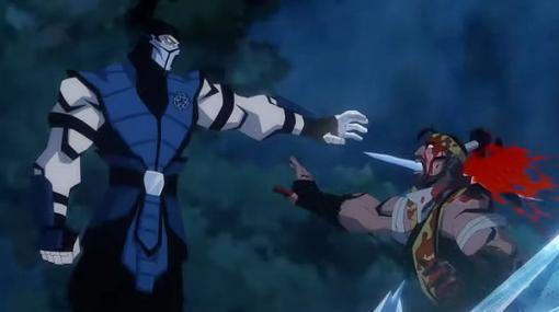 『モータルコンバット』長編アニメ続編「Mortal Kombat Legends: Battle of the Realms」今夏公開!