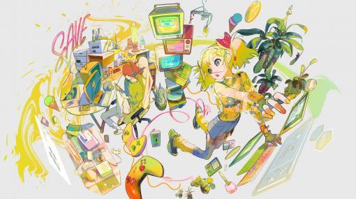 東京ゲームショウ2021 オンラインのメインビジュアルが公開。TGS25周年の節目としてロゴもリニューアル。史上初のVR会場を新設