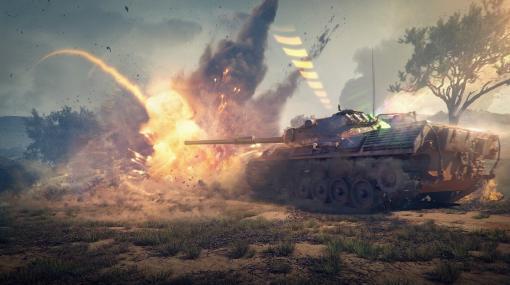 """PC版「World of Tanks」の大型アップデート""""1.13""""を実施。対自走砲やHE弾の新メカニズム,新モードなどが登場"""