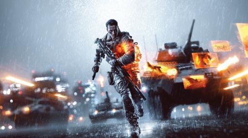 新作『バトルフィールド2042』の発表で『バトルフィールド4』が大人気に。EAがサーバー増強を発表